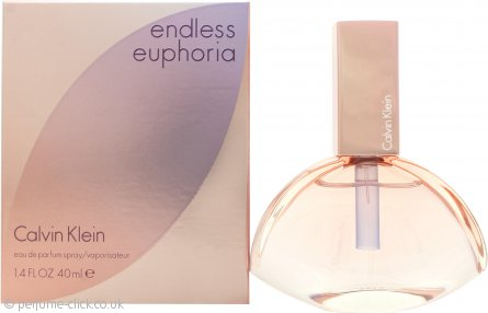 Calvin Klein Endless Euphoria Eau de Parfum 40ml Spray