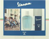 Vespa For Him Gift Set 50ml EDT Spray + 150ml Body Spray