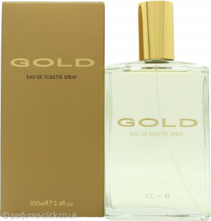Yardley Gold Eau de Toilette 100ml Spray