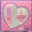 Joey Essex My Girl Geschenkset 50ml EDT + 100ml Body Lotion