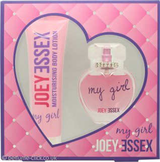 Joey Essex My Girl Gift Set 50ml EDT + 100ml Body Lotion