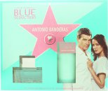 Antonio Banderas Blue Seduction for Women Gift Set 50ml EDT + 100ml Body Lotion