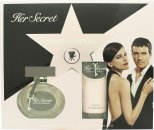Antonio Banderas Her Secret Gift Set 50ml EDT + 100ml Body Lotion
