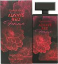 Elizabeth Arden Always Red Femme Eau de Toilette 100ml Spray