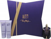 Thierry Mugler Alien Presentset 30ml EDP + 50ml Body Lotion + 50ml Duschgel