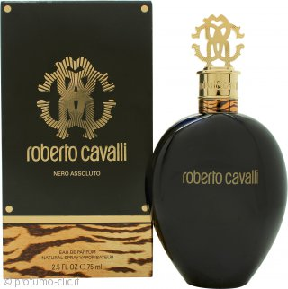 Roberto Cavalli Nero Assoluto Eau de Parfum 75ml Spray