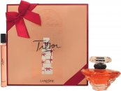 Lancome Tresor Set de Regalo 50ml EDP + 10ml EDP