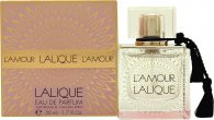 Lalique L'Amour Eau De Parfum 1.7oz (50ml) Spray