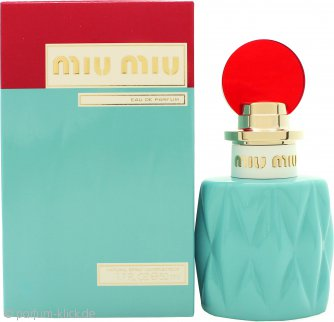 Miu Miu Eau de Parfum 50ml Spray