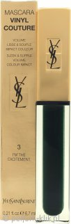 Yves Saint Laurent Vinyl Couture Mascara 6.7ml - 03 I'm The Excitement