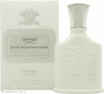 Creed Silver Mountain Water Eau De Toilette 75ml Spray
