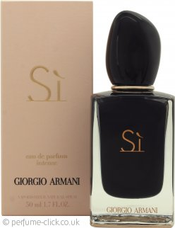 Giorgio Armani Si Eau de Parfum Intense 50ml Spray