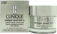 Clinique Smart Custom Repair SPF15 50ml - Pelle Secca/Mista