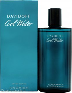 Davidoff Cool Water Dopobarba 125ml Splash