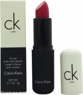 Calvin Klein CK One Cosmetics Pure Color Rossetto 3g - Wanted
