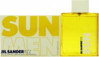 Jil Sander Sun Men Fizz Eau de Toilette 125ml Spray