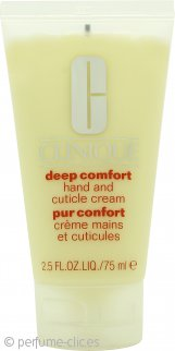 Clinique Deep Comfort Crema de Manos y Cutículas 75ml