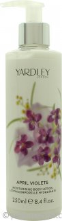 Yardley April Violets Body Lotion 250ml