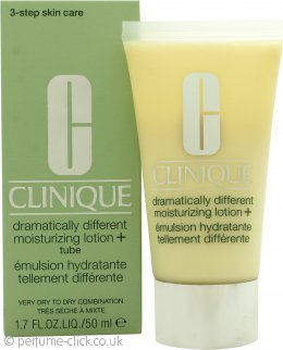 Clinique Dramatically Different Moisturizing Lotion 50ml Tube - Very Dry To Dry Combination
