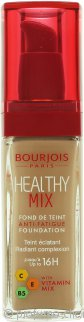Bourjois Healthy Mix Fondotinta 30ml - Dark Beige 55
