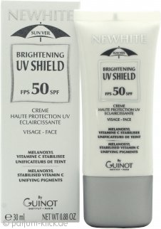 Guinot Newhite Brightening UV Shield LSF50 30ml