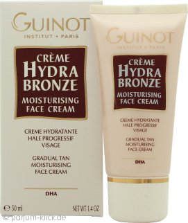 Guinot Hydra Bronze Gradual Tan Moisturising Face Cream 50ml