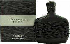 John Varvatos Dark Rebel Eau de Toilette 125ml Sprej