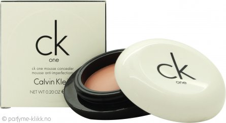 Calvin Klein CK One Cosmetics Mousse Concealer 5.9g - Ivory