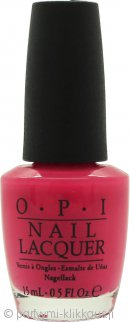 OPI Nail Polish 15ml - Charged Up Cherry