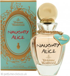 Vivienne Westwood Naughty Alice Eau de Parfum 50ml Spray