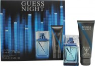 Guess Night Confezione Regalo 50ml EDT + 75ml Gel Doccia