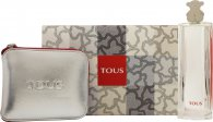 Tous Set de Regalo 90ml EDT Vaporizador + Bolsa