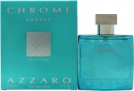 Azzaro Chrome Summer Eau de Toilette 50ml Spray