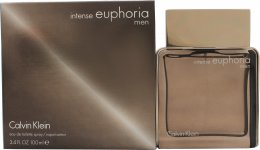 Calvin Klein Intense Euphoria Eau De Toilette 100ml Spray