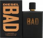 Diesel Bad Eau de Toilette 4.2oz (125ml) Spray