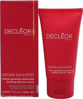 Decleor Aroma Sun Expert Soothing After-Sun Cream 1.7oz (50ml)