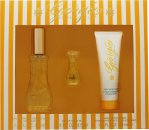 Giorgio Beverly Hills Giorgio Yellow Set de Regalo 50ml EDT + 3.5ml EDT + 50ml Loción Corporal