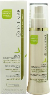 Collistar Speciale Capelli Perfetti Spray Ricostruttivo 3.4oz (100ml) Damaged/Fragile/Stressed Hair
