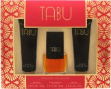Dana Tabu Gift Set 1.2oz (35ml) EDC + 2.5oz (75ml) Body Lotion + 2.5oz (75ml) Body Wash