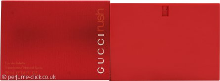 Gucci Rush Eau de Toilette 50ml Spray
