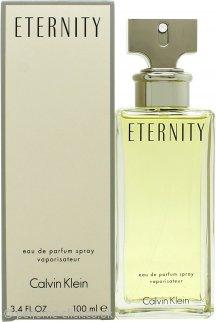 Calvin Klein Eternity Eau de Parfum 100ml Spray