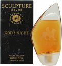 Nikos Sculpture Homme God's Night Eau de Toilette 100ml Vaporizador