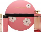Prada Candy Florale Confezione Regalo 80ml EDT + 75ml Lozione Corpo + 10ml Roll On