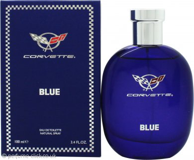 Corvette Blue Eau de Toilette 100ml Spray