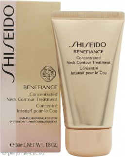 Shiseido Benefiance Concentrated Tratamiento Contorno Cuello 50ml