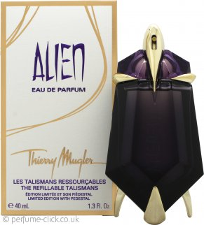 Thierry Mugler Alien Eau de Parfum 40ml Spray Refillable - Talisman Limited Edition