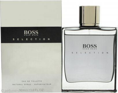 Hugo Boss Selection Eau de Toilette 90ml Spray