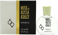 Alyssa Ashley Musk Perfume Oil 15ml