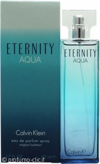 Calvin Klein Eternity Aqua for Women Eau de Parfum 50ml Spray