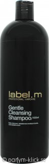 Label.m Gentle Cleansing Shampoo 1000ml